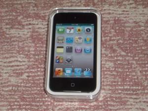 第4世代iPod touch