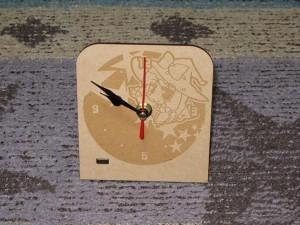 置時計試作