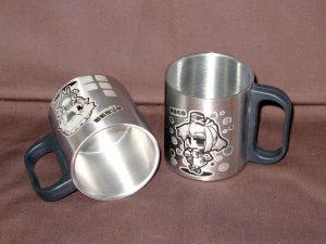 ステンマグカップ
