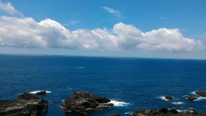 灯台からの眺望